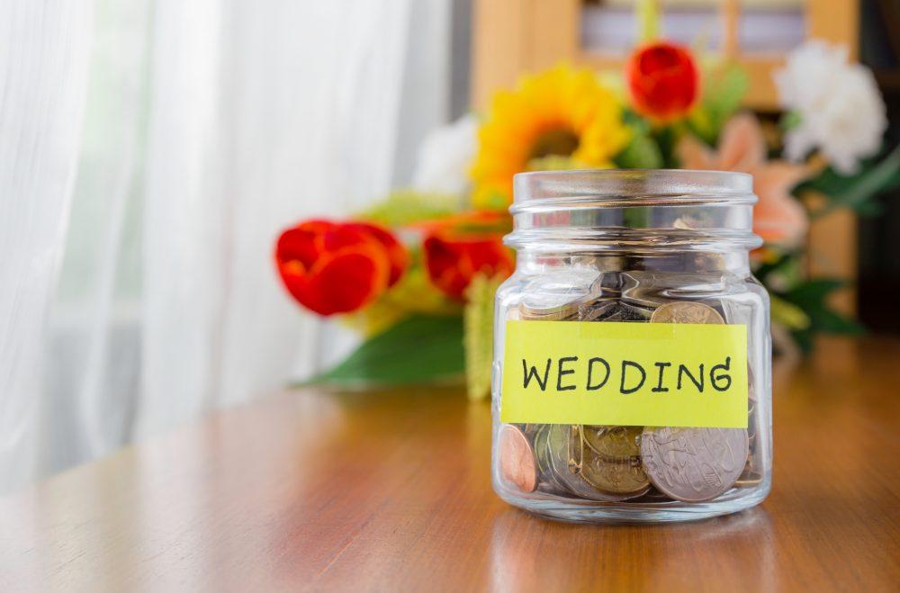 Saving Money For A Wedding
