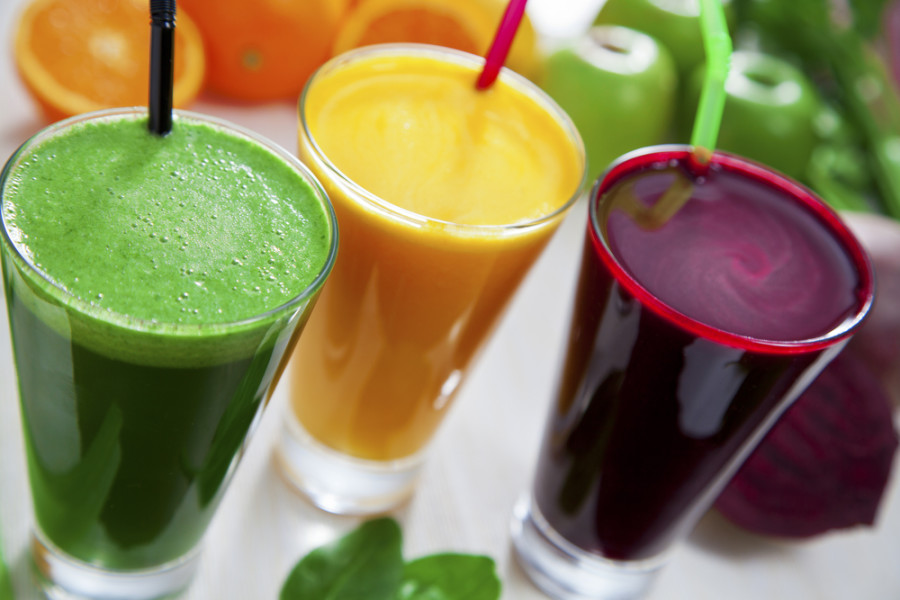 Juices And Smoothies Pack A Healthy Punch