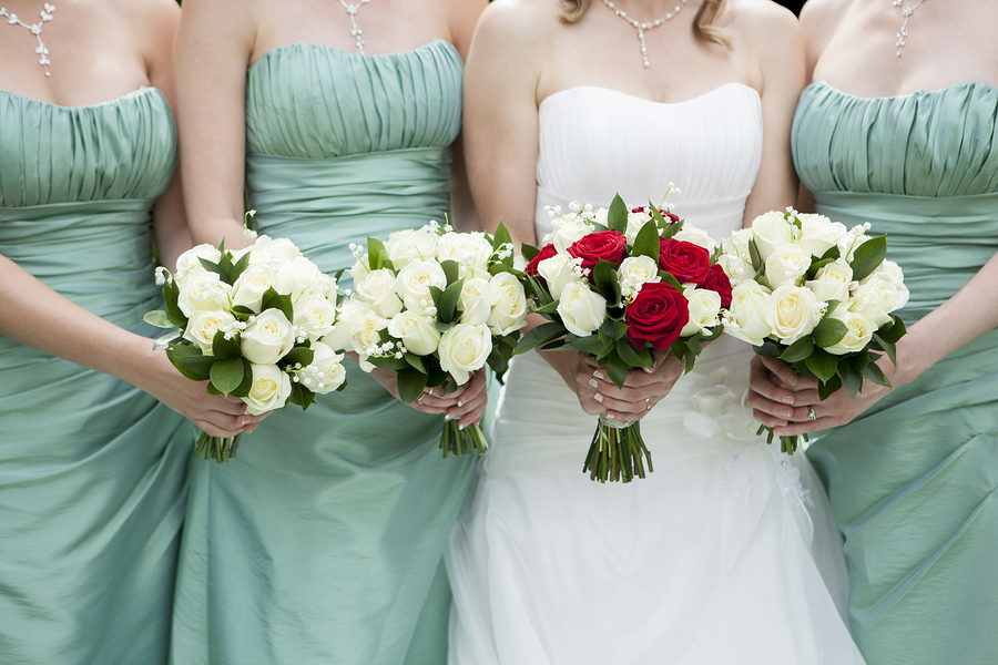 Bridesmaids Were A Medieval Tradition - Imperial Event Venue