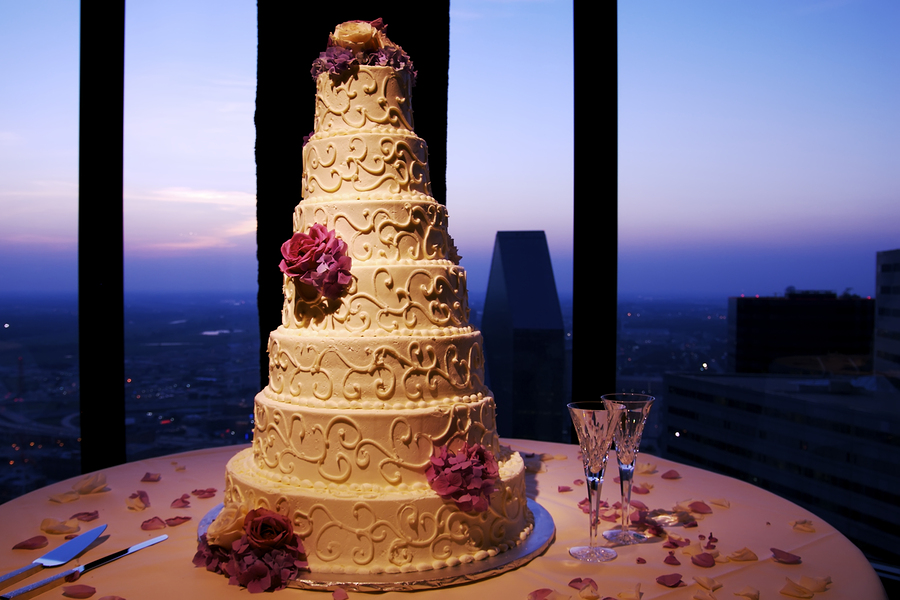 Wedding Traditions - The Tiered Wedding Cake