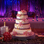 Beautiful Wedding Cake at Imperial Venue