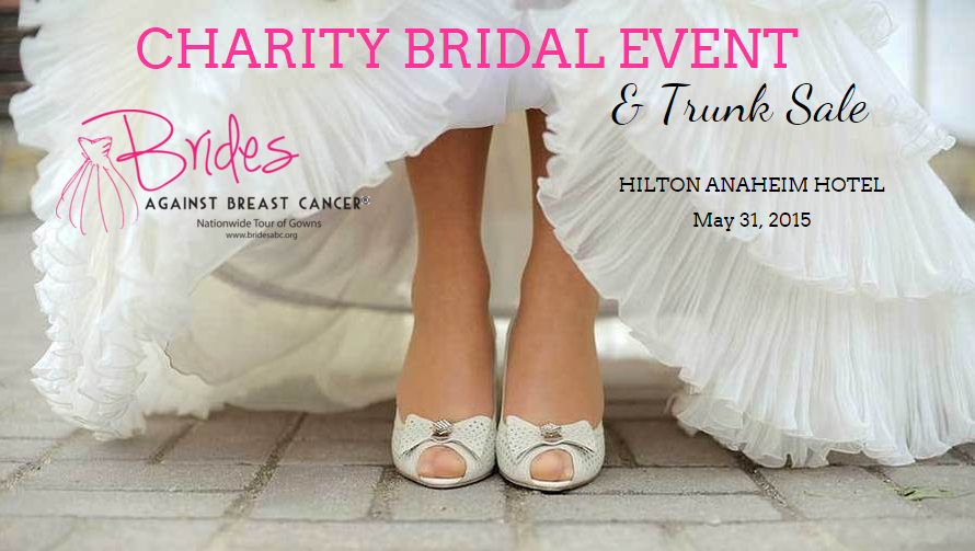 Imperial Banquet Hall Blog - Brides Against Breast Cancer Flyer