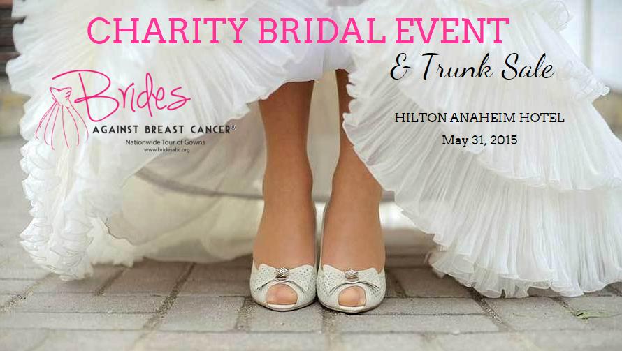 Imperial Banquet Hall Blog - Brides Against Breast Cancer Flyer
