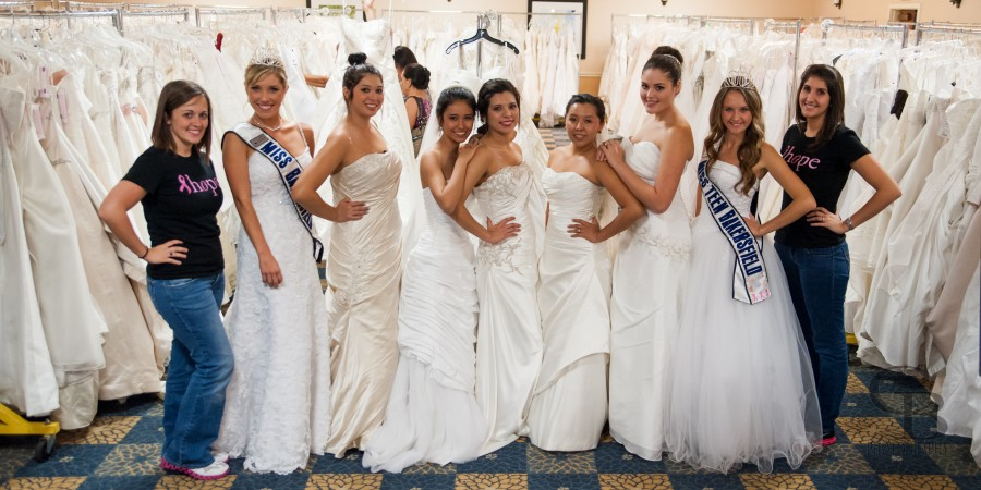 Imperial Banquet Hall Blog - Brides Against Breast Cancer Volunteers