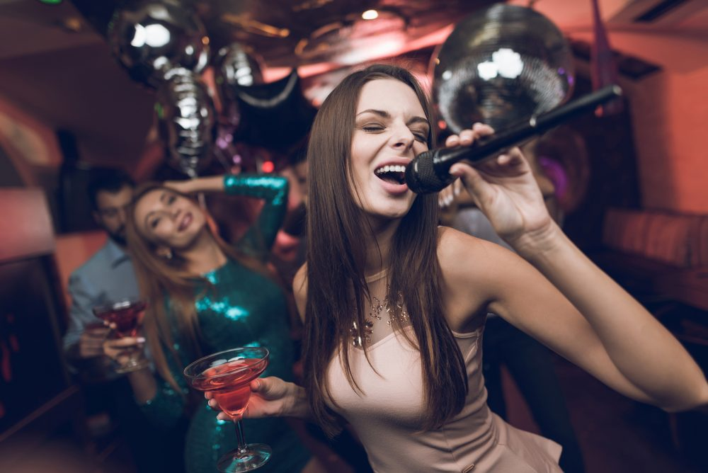 karaokee - bachelorette party ideas