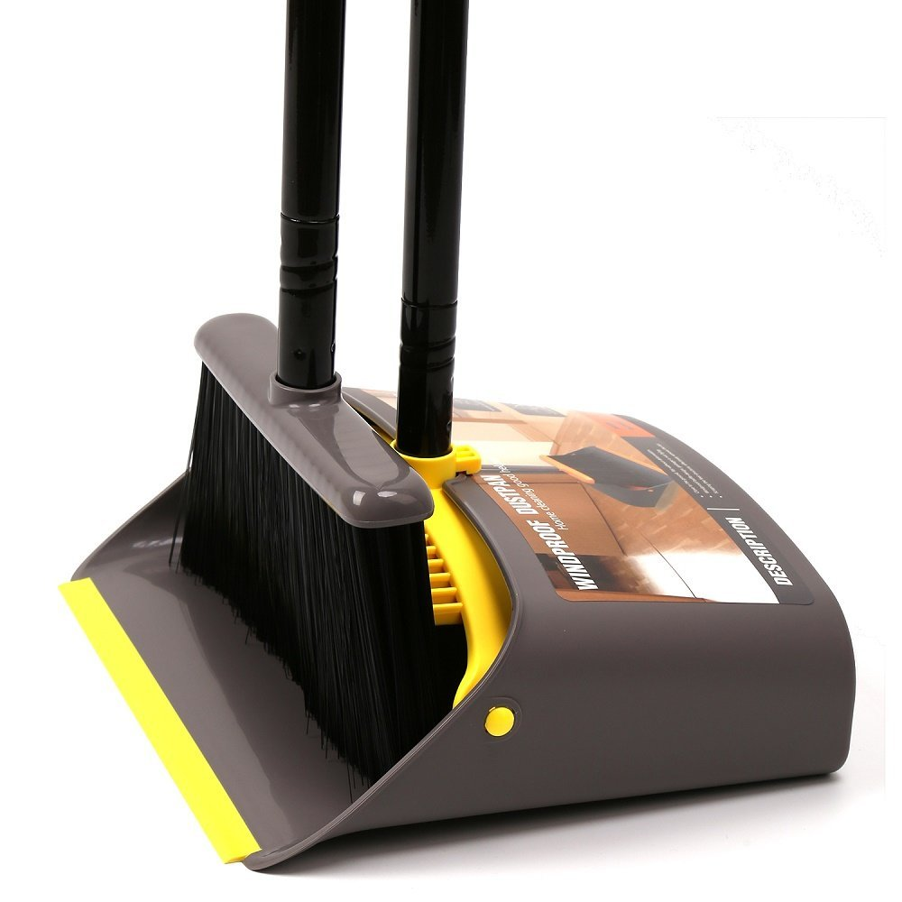 dust pan and broom - wedding registry ideas