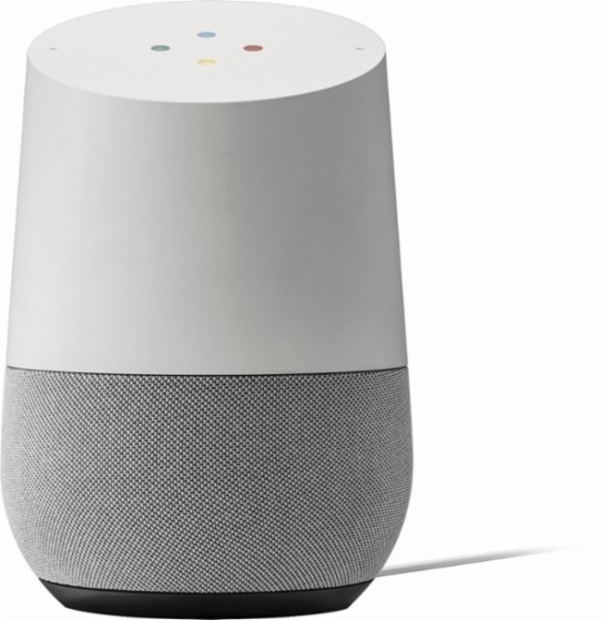 google home - wedding registry ideas