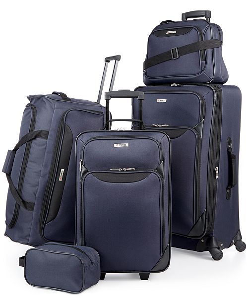 luggage - wedding registry ideas
