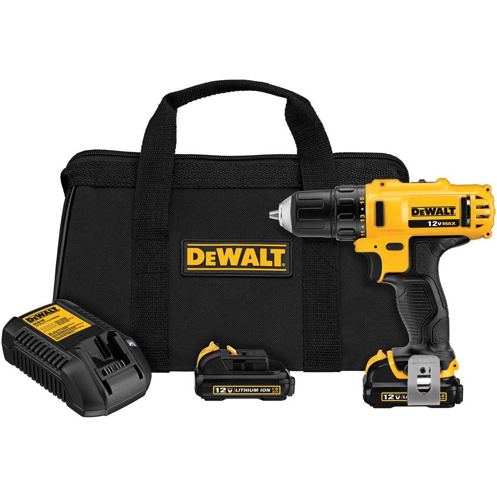 power drill - wedding registry ideas
