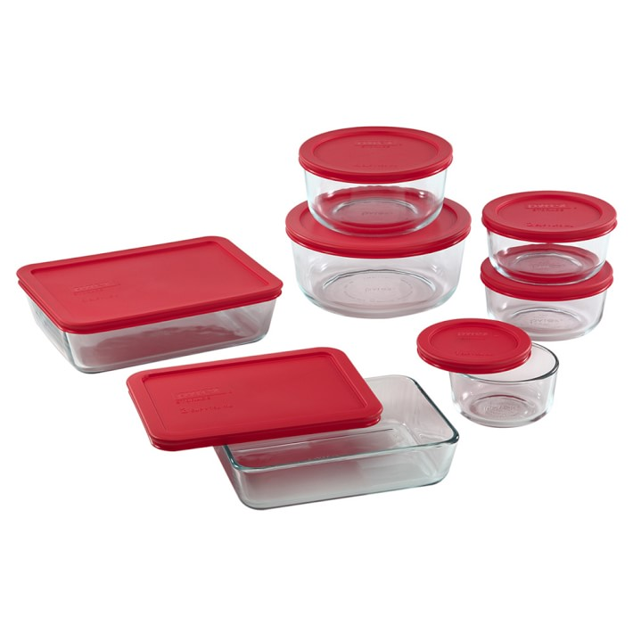 tupperware set - wedding registry ideas