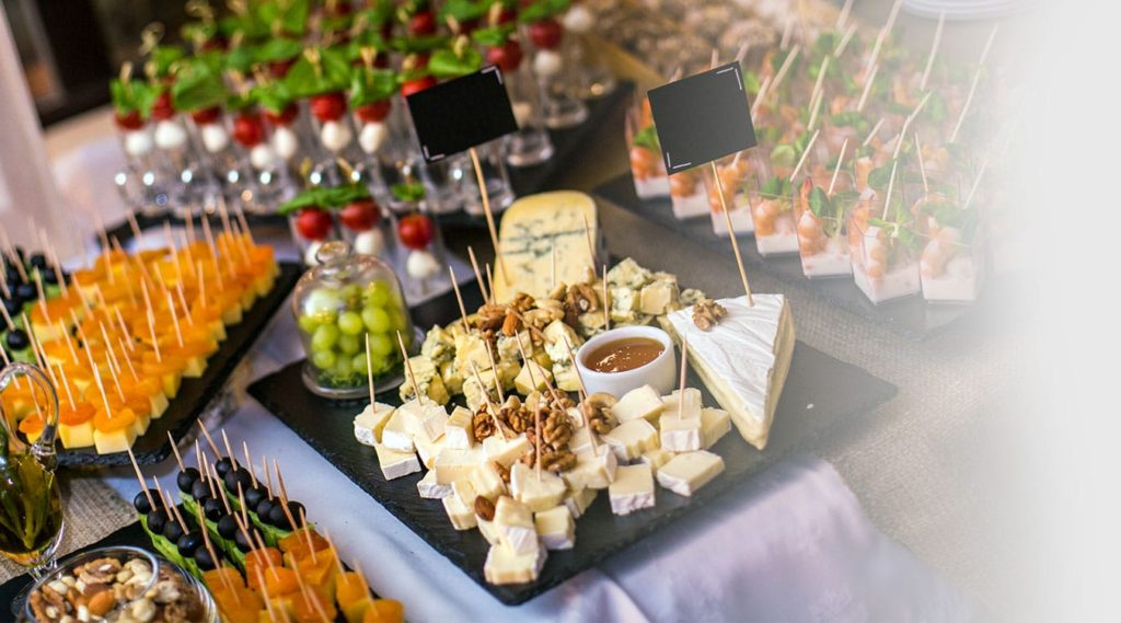 Imperial Event Venue - Catering