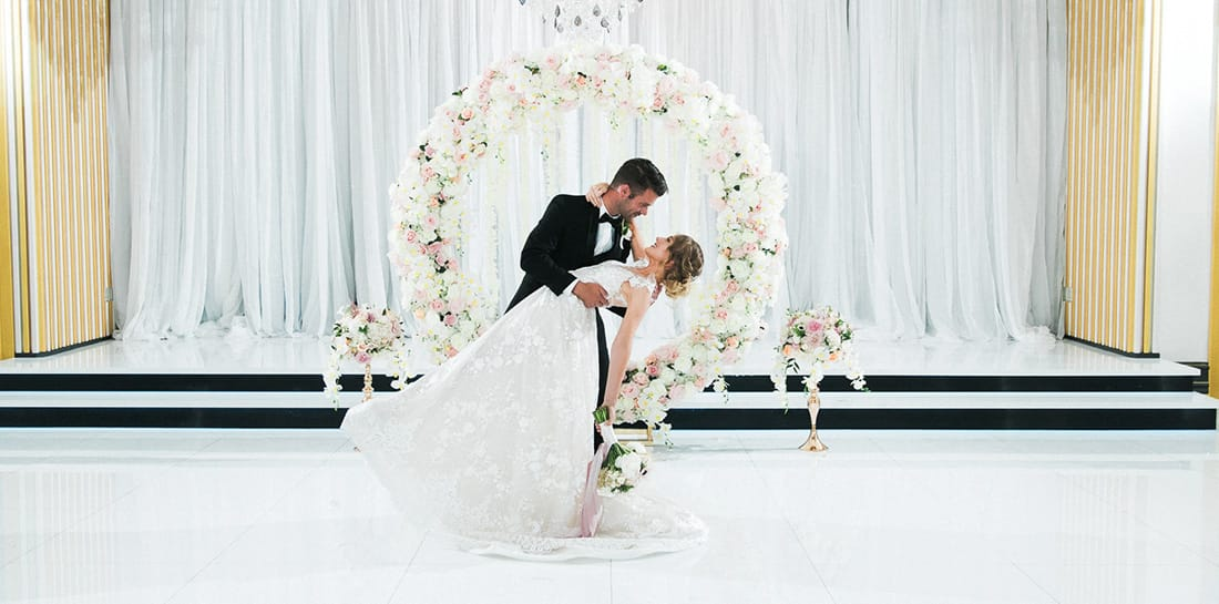 Event Venue For Wedding Receptions