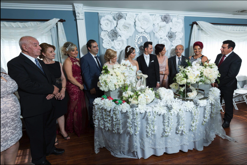 armenian banquet halls - armenian weddings at Imperial Event Venue