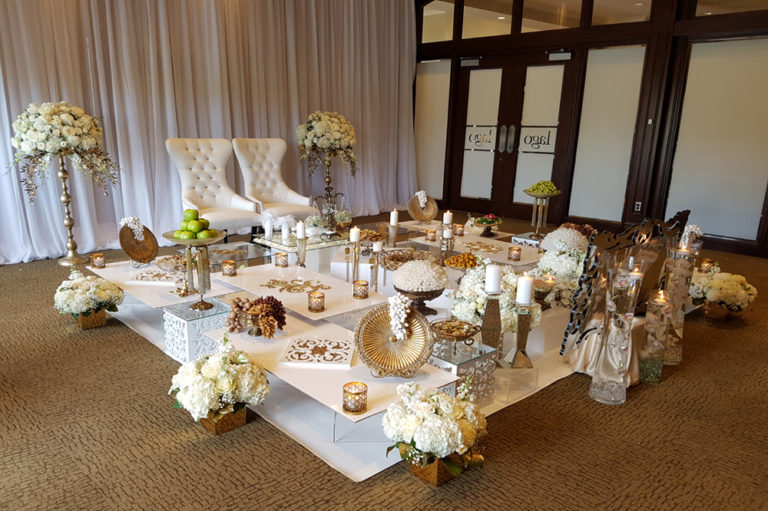 sofreh aghd table setting