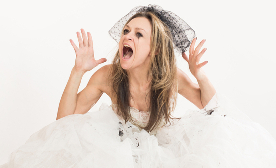 Wedding Planning - Screaming Crying Bride