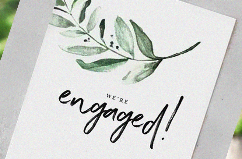 Engagement Party Planning - Engagement Party Invitation