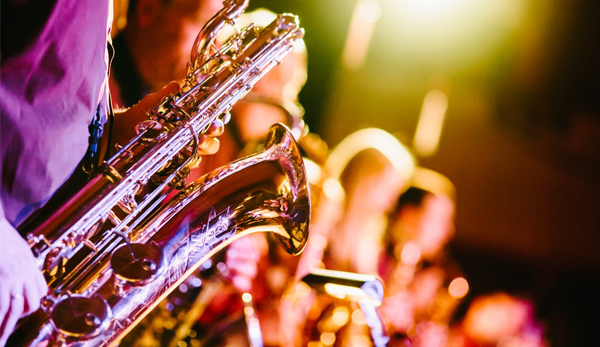 Saxophone Party Band