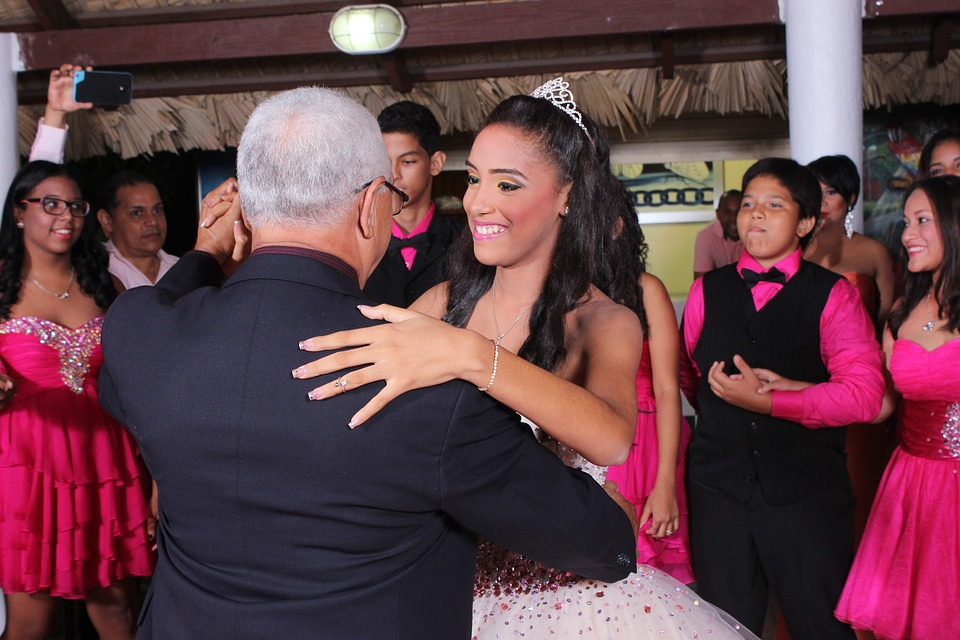 Father Daughter Quinceanera Dance
